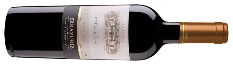 Errazuriz Estate Series Carmenere 2016